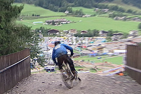 Mountainbike WM in Saalfelden-Leogang